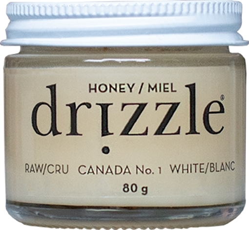 Picture of Drizzle Honey Drizzle Honey White Raw Honey, 80g