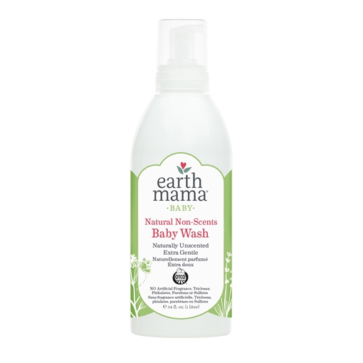 Picture of Earth Mama Natural Non-Scents Baby Wash, 1L