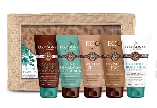 Picture of Eco Tan Travel Essentials Pack, 5 x 50ml
