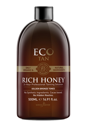 Picture of Eco Tan Rich Honey Tanning Solution