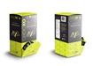 Picture of ChocXO Organic 70% Dark Chocolate Box, 150 Pieces (6g. each)
