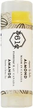 Picture of Crate 61 Organics Crate 61 Organics Lip Balm, Almond 4.3g