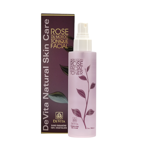 Picture of DeVita DeVita Morrocan Rose Toner, 150mL