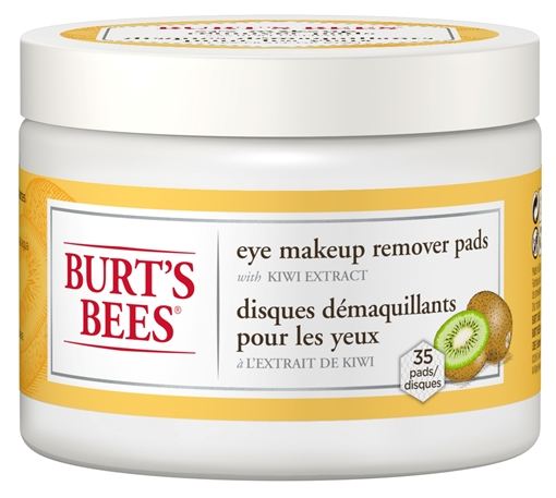 Picture of Burts Bees Burt's Bees Eye Makeup Remover, 35 Pads
