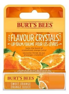 Picture of  Burt's Bees Flavour Crystals Lip Balm, Orange 4.25g