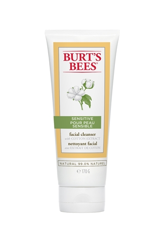 Picture of Burts Bees Burt's Bees Sensitive Facial Cleanser, 170g