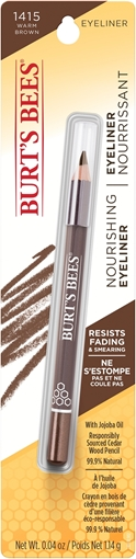 Picture of Burts Bees Burt's Bees Nourishing Eyeliner Warm Brown, 1.14g