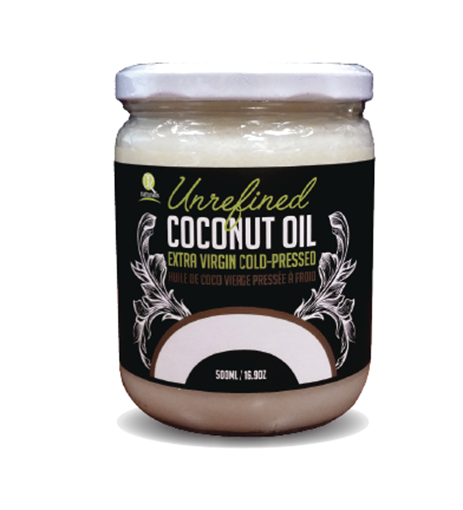 Picture of BR Naturals Coconut Oil Extra Virgin, 500mL