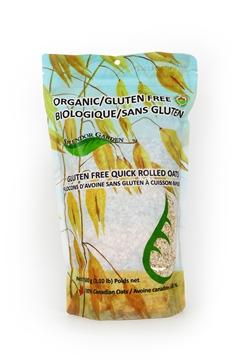 Picture of Splendor Garden Splendor Garden Organic Gluten-Free Quick Rolled Oats, 500g