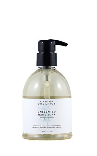Picture of Carina Organics Carina Organics Hand Soap, Unscented 360ml