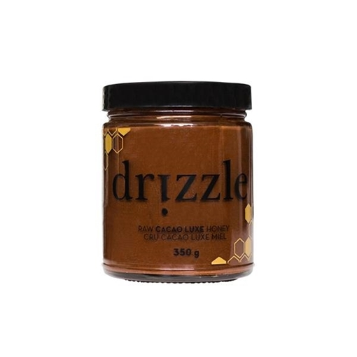 Picture of Drizzle Honey Cacao Luxe Raw Honey, 350g