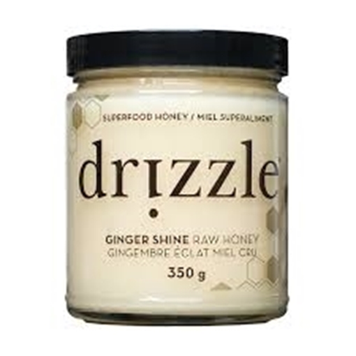 Picture of Drizzle Honey Ginger Shine Raw Honey,  350g