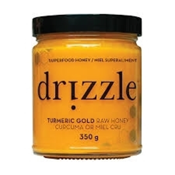 Picture of Drizzle Honey Turmeric Gold Raw Honey, 350g