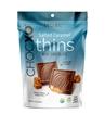 Picture of ChocXO ChocXO Organic Milk Chocolate and Salted Caramel Thins, 120g