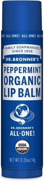 Picture of Dr. Bronner Dr. Bronner's Lip Balm, Peppermint 4g