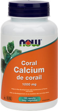 Picture of  Coral Calcium 1000mg, 100 Veg Capsules