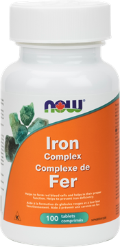 Picture of  Iron Complex, 100 Tablets