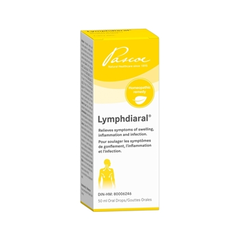 Picture of  Lymphdiaral Drops, 50ml