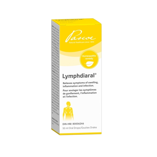 Picture of Pascoe Lymphdiaral Drops, 50ml