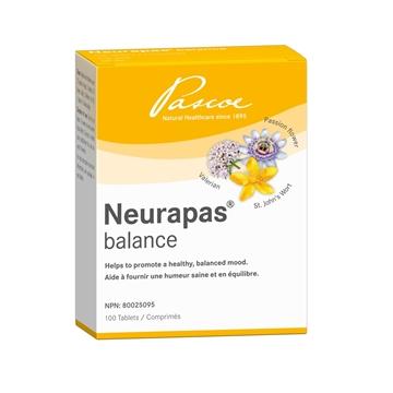 Picture of  Neurapas Balance, 100 Tablets