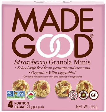 Picture of  Strawberry Granola Minis, 6x4x24g