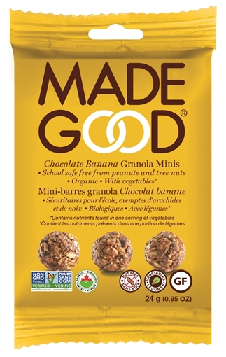 Picture of Made Good Made Good Granola Minis, Chocolate Banana 24g