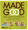 Picture of Made Good Apple Cinnamon Granola Minis, 6 Boxes, 4x24g