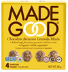 Picture of Made Good Chocolate Banana Granola Minis, 6 Boxes, 4x24g