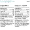 Picture of Nova Scotia Organics Healthy Hair, Skin & Nails, 60 Caplets
