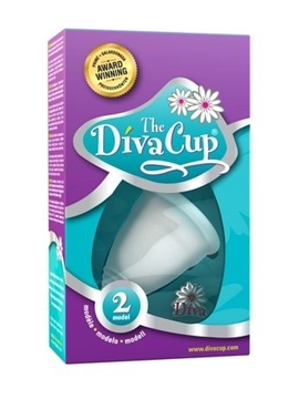 Picture of  The DivaCup, Model 2