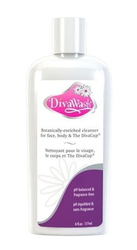 Picture of Diva International The DivaWash, 6 oz