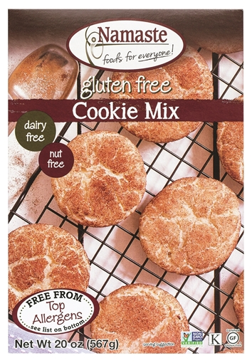 Picture of Namaste Foods Namaste Foods Gluten Free Cookie Mix, 566g