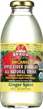 Picture of  Bragg Apple Cider Vinegar Drink, Ginger Spice 473ml