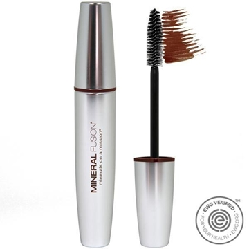 Picture of Mineral Fusion Natural Brands Volumizing Mascara, Chestnut 16ml