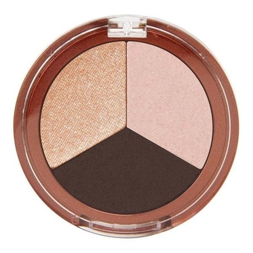 Picture of Mineral Fusion Mineral Fusion Eyeshadow Trio, Espresso Gold 3g