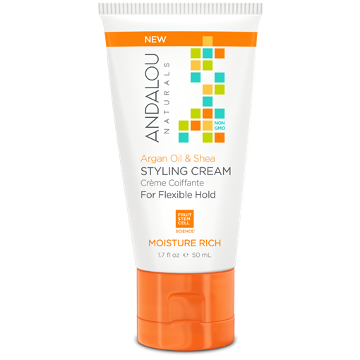 Picture of Andalou Naturals Andalou Naturals Travel Style Cream, Argan Oil & Shea 50ml