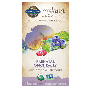 Picture of  mykind Organics Prenatal Once Daily Multi, 30 Count