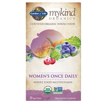 Picture of  mykind Organics Women's Once Daily Multi, 30 Count