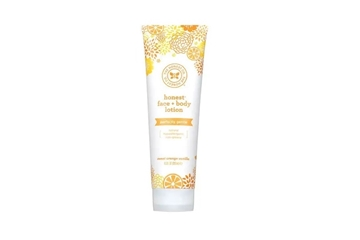 Picture of The Honest Company Face + Body Lotion Sweet Orange Vanilla, 250ml