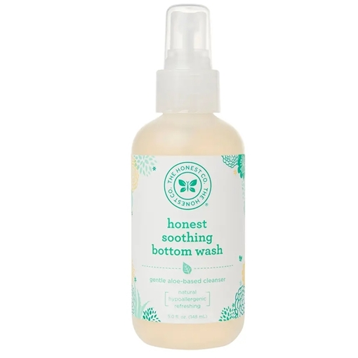 Picture of The Honest Company Soothing Bottom Wash, 148ml