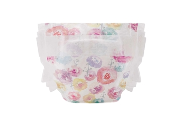 Picture of  Diaper Size 1, Rose Blossom, 44 Count