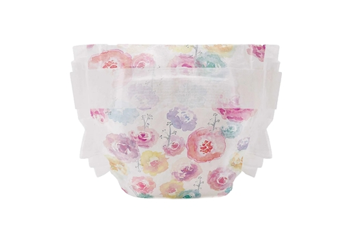 Picture of The Honest Company Diaper Size 3, Rose Blossom, 34 Count