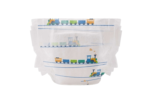 Picture of The Honest Company Diaper Size 3, Trains, 34 Count