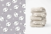 Picture of The Honest Company Diaper Size 4, Pandas, 29 Count
