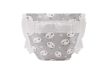 Picture of  Diaper Size N, Pandas, 40 Count
