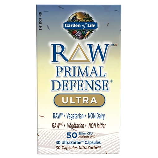 Picture of Garden of Life Garden of Life RAW Primal Defense Ultra, 30 Count