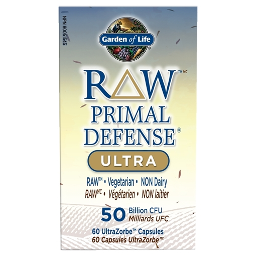 Picture of Garden of Life Garden of Life RAW Primal Defense Ultra, 60 Count