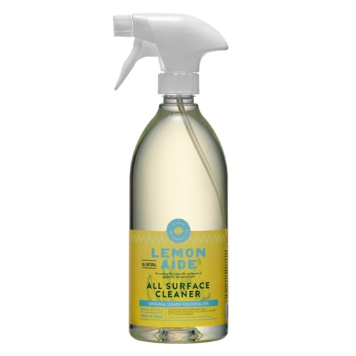 Picture of Lemon Aide Lemon Aide Multi Surface Cleaner, Lemon 750ml