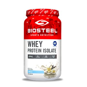 Picture of BioSteel Whey Protein Isolate, Vanilla 816g