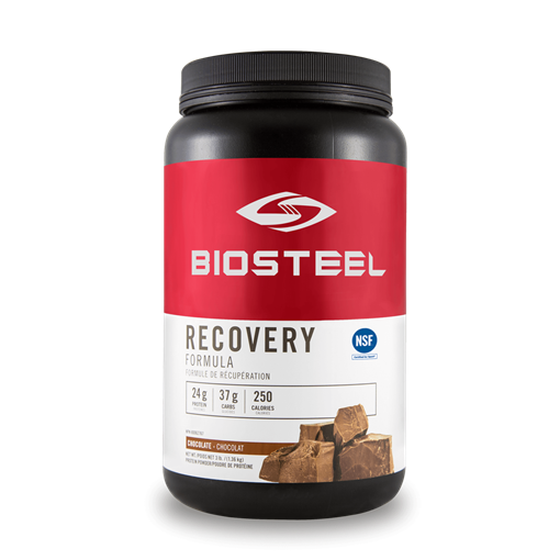 Picture of BioSteel Advanced Recovery Formula Chocolate, 1224g